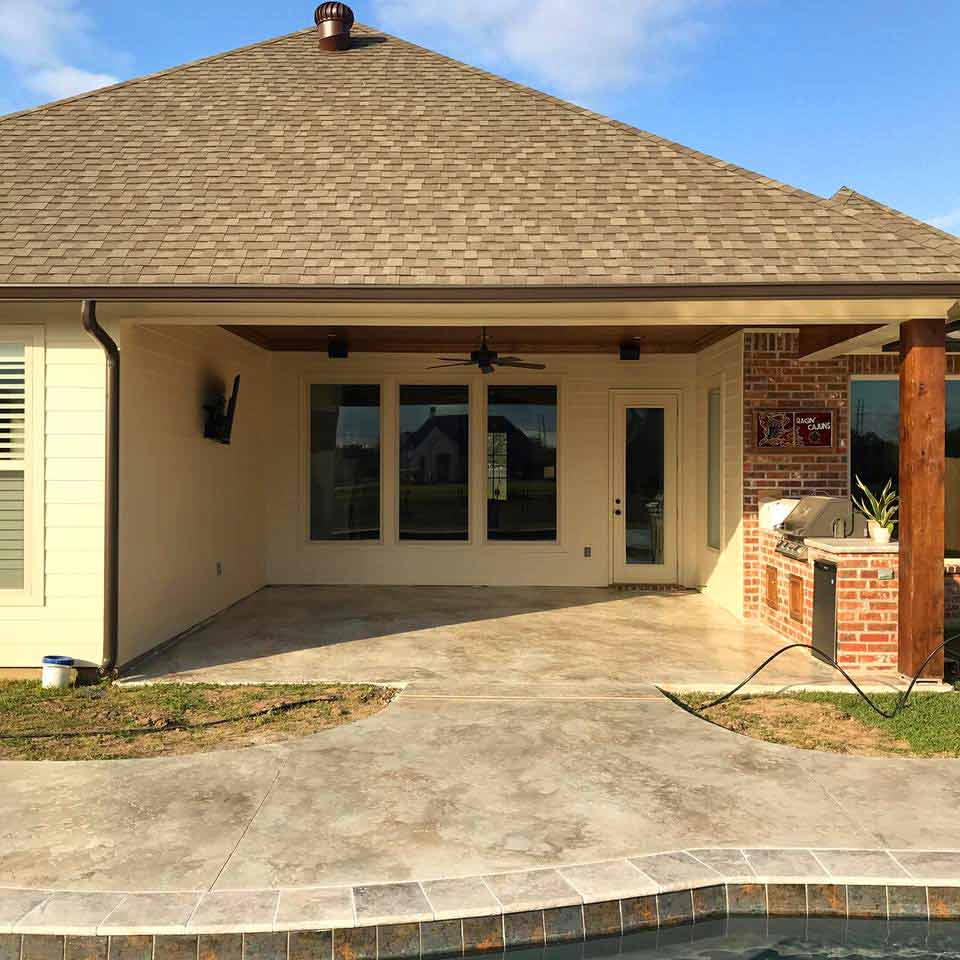Stamped Concrete  Contractors, Pictures, Designs. House Plans With Patio In The Middle. What Is A Porch Vs Patio. Backyard Landscaping Ideas With Stones. Patio Design Off Deck. Outdoor Patio Sets Home Depot. Hampton Bay Patio Furniture Set. Raised Brick Patio Designs. Building A Patio Fire Pit