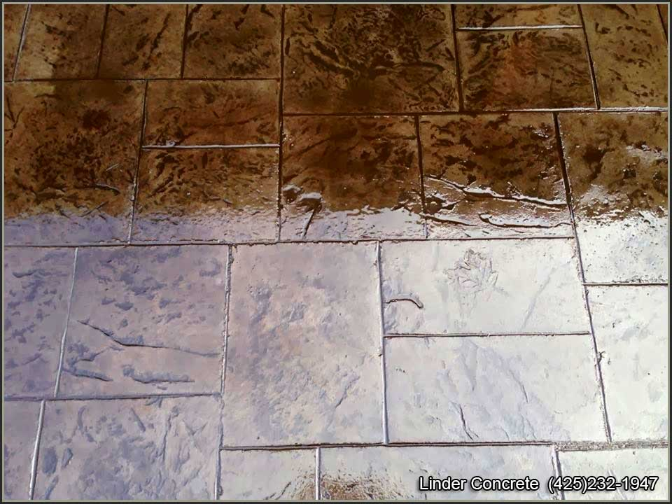 Stamped Concrete Washington Stamped Concrete Contractors